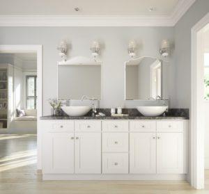 Bathroom Vanities NUVO Cabinets And Stones - How tall is a bathroom vanity