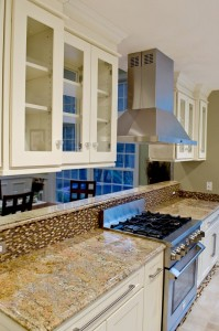 calgary custom cabinets with glass
