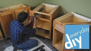 Storage Problems New Kitchen Cabinets